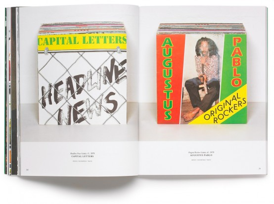 "Capital Letters ""Headline News"" & Augustus Pablo ""Original Rockers"""